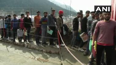 आतंकियों और पत्थरबाजों के लिए मिसाल बने हजारों कश्मीरी युवा, सेना भर्ती में लिया बढ़चढ़ कर हिस्सा