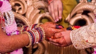 उत्तर प्रदेश: शादी के मंडप में हो रहे थे फेरे, विधवा महिला ने किया हंगामा, दूल्हा फरार