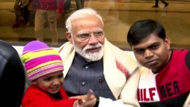 पीएम मोदी ने इस्कॉन मंदिर जाने के लिए दिल्ली मेट्रो में किया सफर, यात्रियों में मची प्रधानमंत्री के साथ सेल्फी खिंचवाने की होड़