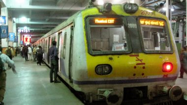 मुंबई की लाइफलाइन लोकल ट्रेन को आतंकी बना सकते हैं निशाना, खुफिया विभाग ने जारी किया अलर्ट