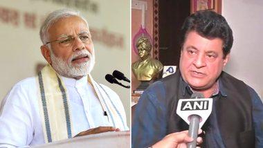 टीवी एक्टर गजेंद्र चौहान ने कहा- मोदी आधुनिक भारत के युधिष्ठिर हैं
