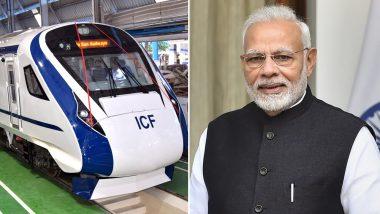 Train 18 में सवार होकर दिल्ली से बनारस तक सफर करेंगे प्रधानमंत्री मोदी, इन जगहों पर करेंगे जनसभा को संबोधित