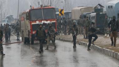 पुलवामा आतंकी हमला: सेना ने 100 घंटे के भीतर जैश-ए-मोहम्मद के नेतृत्व का किया सफाया