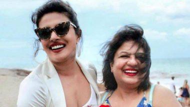 प्रियंका चोपड़ा की प्रेगनेंसी रिपोर्ट्स पर मॉम मधु चोपड़ा ने किया ये खुलासा !