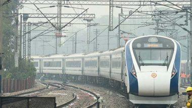 वंदे भारत एक्सप्रेस का पहला व्यावसायिक परिचालन शुरू, दिल्ली से वाराणसी हुई रवाना