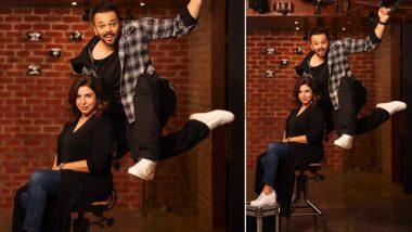 फिल्म निर्माता फराह खान ने कहा- रोहित शेट्टी संग काम करने में आ रहा है मजा