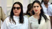 सारा अली खान ने मां अमृता सिंह संग की ट्विनिंग, फोटो जीत लेगी आपका दिल