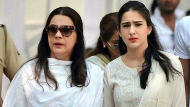 सारा अली खान ने छोड़ा मां अमृता सिंह का घर, नए घर में हुईं शिफ्ट, ये है बड़ी वजह