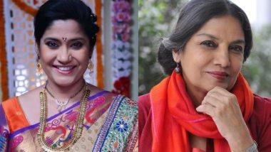 रेणुका शहाणे की फिल्म में दिखेंगी शबाना आजमी