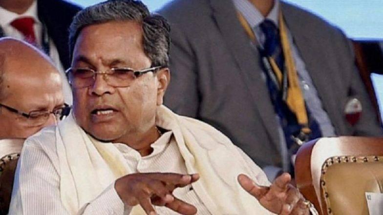 कर्नाटक उपचुनाव 2019: सिद्धारमैया का दावा 15 में से कम से कम 12 सीटें जीतेगी कांग्रेस, सीएम येदियुरप्पा को देना होगा इस्तीफा