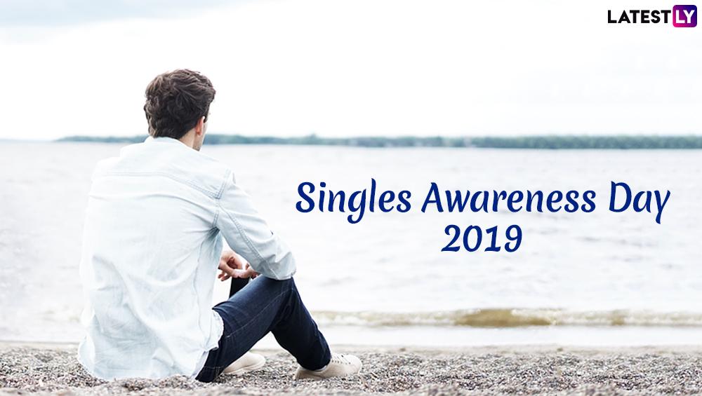 Singles Awareness Day 2019: 'एकल जागरूकता दिवस' 15 फरवरी को, जानें क्योंसिंगल लोगों के लिए बेहद खास है यह दिन?