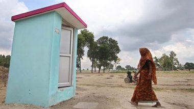 हैदराबाद में कुदरत का करिश्मा, सात साल की लड़की शौचालय में गिरने के चार दिन बाद भी रही जिंदा