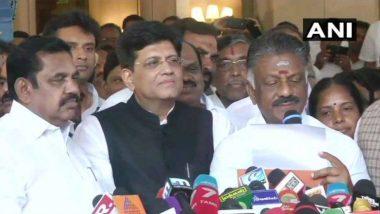 लोकसभा चुनाव 2019: ये नेता तमिलनाडु में बिगाड़ सकता है AIADMK-BJP गठबंधन का खेल, कांग्रेस को हो सकता है फायदा