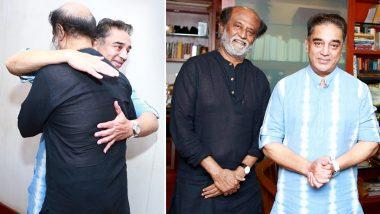रजनीकांत ने कमल हासन को दिया बेटी सौंदर्या की शादी का न्योता, फिल्म स्टार्स और राजनेताओं की भी सजेगी महफिल