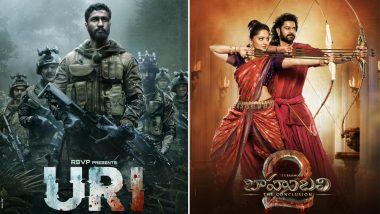विक्की कौशल की 'उरी' का बॉक्स ऑफिस पर धमाकेदार प्रदर्शन जारी, 'बाहुबली 2' के इस रिकॉर्ड को भी तोड़ा