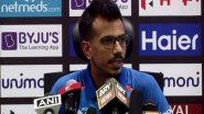 Yuzvendra Chahal को T20 वर्ल्ड कप के लिए भारतीय टीम में नहीं मिली जगह तो इस तरह चयनकर्ताओं पर साधा निशाना