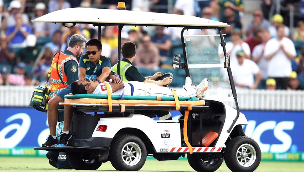 श्रीलंकाई सलामी बल्लेबाज दिमुथ करुणारत्ने की सेहत में हुआ सुधार, खतरे से बाहर