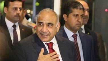 इराक: प्रधानमंत्री अदेल अब्दुल माहदी करेंगे सऊदी अरब का दौरा, इन अहम मुद्दों पर होगी चर्चा