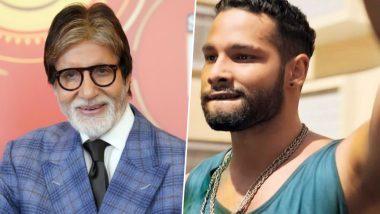 गली बॉय के MC Sher को अमिताभ बच्चन ने भेजा पर्सनल नोट, कही ये बड़ी बात