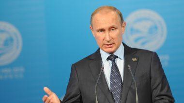 पुलवामा आतंकी हमला: रूस के राष्ट्रपति पुतिन ने कश्मीर में हुए आतंकी हमले की कड़ी निंदा की