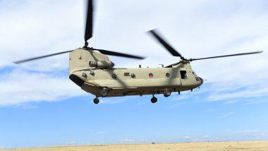 Indian Air Force की ताकत में हुआ इजाफा, बोइंग ने सौंपे 4 चिनूक हेलीकॉप्टर, इसी पर सवार होकर अमेरिकी सैनिकों ने लादेन को मारा था