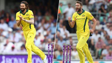 India vs Australia ODI Series 2019: वनडे सीरीज से पहले ऑस्ट्रेलिया को लगा बड़ा झटका, केन रिचर्डसन चोट के कारण सीरीज से हुए बाहर
