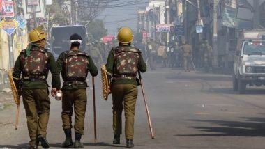 पुलवामा आतंकी हमला: जम्मू-श्रीनगर राजमार्ग में लगातार तीसरे दिन भी कर्फ्यू जारी