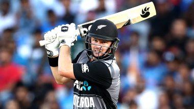 IND vs NZ 1st T20 Match 2020: न्यूजीलैंड के बल्लेबाजों ने भारतीय गेदबाजों की जमकर की धुनाई, जीत के लिए दिया 204 रन का लक्ष्य