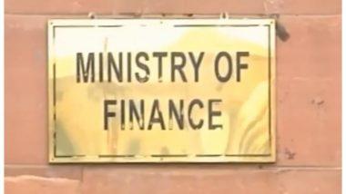 वित्त मंत्रालय बैंकों और वित्तीय संस्थानों के शेयरों को लेकर एक्सचेंज ट्रेडेड फंड पेश करने की बना रहा है योजना
