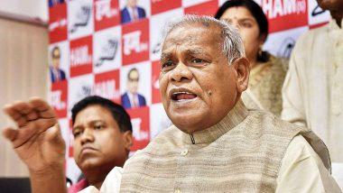 जीतन राम मांझी ने आतंकी मसूद अजहर को कह दिया 'साहब, बीजेपी ने मांगा जवाब