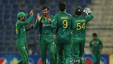 Team Pakistan, ICC Cricket World Cup 2019: पीसीबी ने वर्ल्ड कप के लिए किया 15 सदस्यीय टीम का एलान, मोहम्मद आमिर को टीम में नहीं मिली जगह