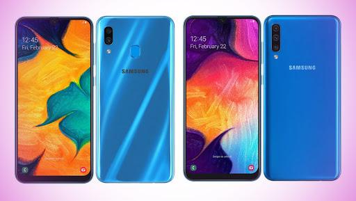 Samsung सीरीज के दो स्मार्टफोन A30 और A50 लाॅन्च, जानें कीमत और खास फीचर