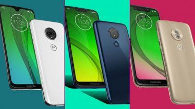 Motorola ने 4 स्मार्टफोन किए पेश, जानें कीमत और खास फीचर्स