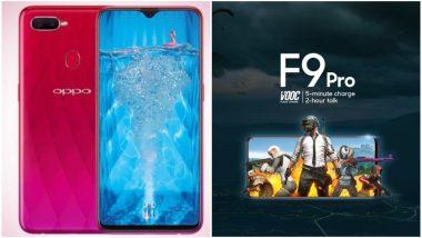 PUBG Mobile दे रहा फ्री में Oppo F9 Pro स्मार्टफोन जीतने का मौका, आज है आखिरी दिन