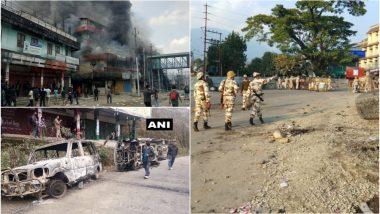 अरुणाचल प्रदेश: ईटानगर में प्रदर्शनकारियों ने डिप्टी सीएम के निजी आवास को किया आग के हवाले, तैनात की गईं ITBP की 6 कंपनियां