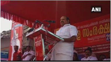 सर्जिकल स्ट्राइक 2 को लेकर CPI(M) नेता ने लगाया BJP-RSS पर आरोप, कहा- आम चुनाव टालने के लिए किया गया हमला
