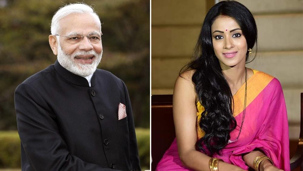 PM नरेन्द्र मोदी की बायोपिक फिल्म में पत्नी जसोदाबेन का किरदार निभाएंगी ये अभिनेत्री