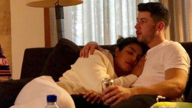 प्रियंका चोपड़ा की इस रोमांटिक फोटो ने इंटरनेट पर जीता फैंस का दिल