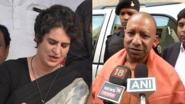 प्रियंका गांधी ने योगी सरकार पर बोला बड़ा हमला, कहा-अपराधियों को सरंक्षण देने वाली यूपी सरकार न्याय की आवाज को दबाना चाहती है
