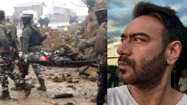 पुलवामा आतंकी हमला: बॉलीवुड सेलेब्स ने शहीदों को दी श्रद्धाजंली, आतंकियों को बताया 'कायर'