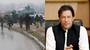 पाक पीएम इमरान ने की बातचीत की पेशकश, तो जवाब में भारत ने पाकिस्तान को सौंपा पुलवामा हमले के ब्यौरे वाला डोजियर