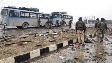 पुलवामा आतंकी हमला:  NIA ने दो और लोगों को किया गिरफ्तार, देशी बम बनाने के लिए रसायन मंगाये थे ऑनलाइन