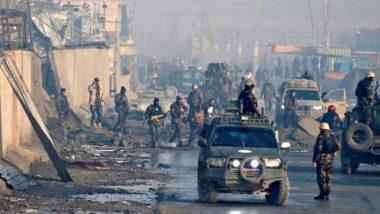 अफगानिस्तान: सड़क किनारे रखे बम की चपेट में आई बस, कम से कम 28 लोगों की हुई मौत 10 लोग घायल