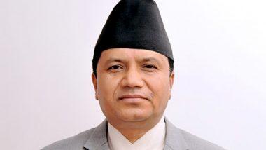 नेपाल: हेलिकॉप्टर क्रैश दुर्घटना में पर्यटन मंत्री रबींद्र अधिकारी की हुआ निधन