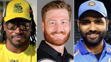 इन तीन खिलाड़ियों ने T20 मैच में मारे हैं सबसे ज्यादा छक्के, एक भारतीय खिलाड़ी भी है शामिल
