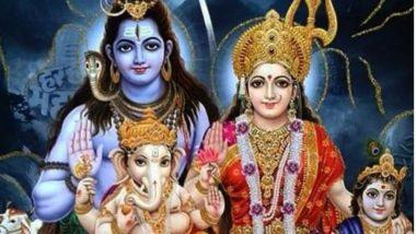 Maha Shivratri 2019: जब भगवान शिव ने मगरमच्छ बनकर ली थी मां पार्वती की परीक्षा, जानिए इससे जुड़ी यह दिलचस्प पौराणिक कथा