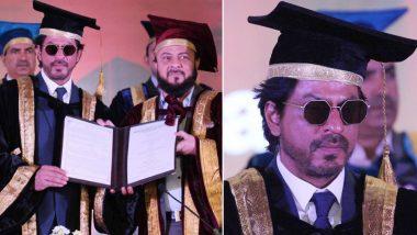 शाहरुख खान को डॉक्टरेट डिग्री देना चाहती थी जामिया मिलिया इस्लामिया, इस वजह से सरकार ने कर दिया इनकार
