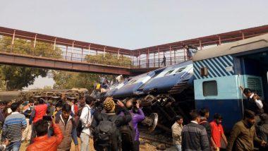 Video: जयपुर के पास बड़ा ट्रेन हादसा, दयोदय एक्सप्रेस का इंजन और दो बोगियां पलटी, कई जख्मी
