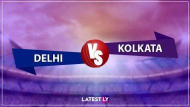 IPL 2020: प्लेऑफ में जगह बनाने के लिए शनिवार को दिल्ली कैपिटल्स के खिलाफ केकेआर को जीत की जरुरत