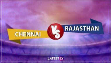 आईपीएल 2019: चेन्नई ने दर्ज की लगातार तीसरी जीत, राजस्थान को 8 रन से हराया